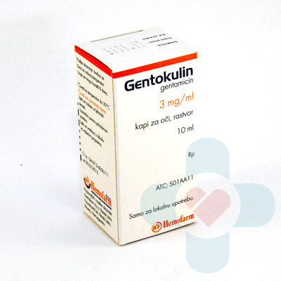 This medicine contains the active ingredient gentamicin which belongs to a group of medicines called aminoglycoside antibiotics. Antibiotics are widely us