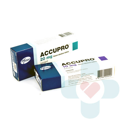 ACCUPRO, quinapril