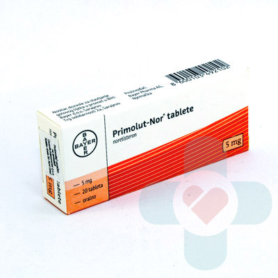 This medicine contains the active ingredient norethisterone which belongs to a group of medicines called progestogens. These medicines are similar to natu