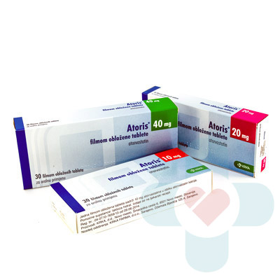 This medicine contains the active ingredient atorvastatin which belongs to a group of medicines known as statins. These medicines control the amount of li