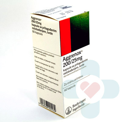 This medicine contains two active ingredients, dipyridamole and acetylsalicylic acid (ASA), which belong to the group of medicines known as anti-thromboti