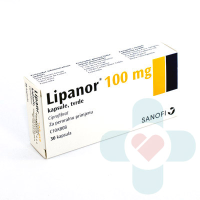 This medicine contains the active ingredient ciprofibrate which belongs to a group of medicines called 'fibrates'. These medicines are used for the tr