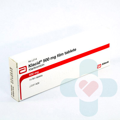 Prostatitis klaritromicin)